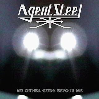 "Ο δίσκος των Agent Steel ""No Other Godz Before Me"""