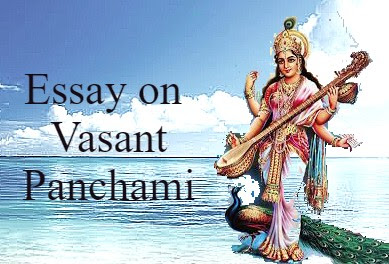 Essay on Vasant Panchami