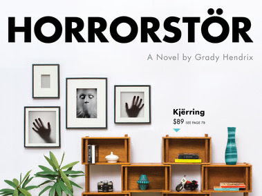 Review - Horrorstor by Grady Hendrix