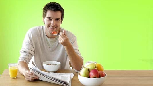 وجبة الافطار الصحية