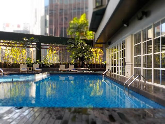 Hotel di Bukit Bintang Kualalumpur