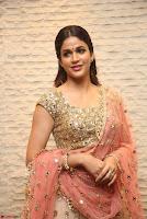 Lavanya Tripathi Mesmerizing Beauty in Chania Choli At Vunnadi Okate Zindagi Movie ~  Exclusive 013.jpg