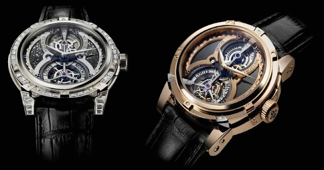 Louis Moinet Meteoris Collection – Rp 54,2 Milyar