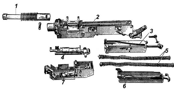 Загальна будова гранатомету АГС-17