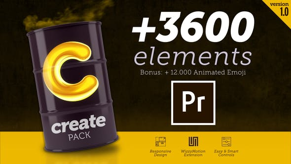 Create Pack[Videohive][Premiere][After Effects][28172328]
