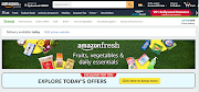 Amazon Consolidation Pantry Inside New Store In India, Two Hour Delivery Offered To Customers