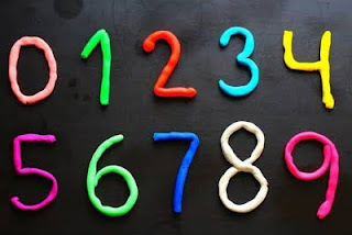 Números para imprimir del 1 al 0