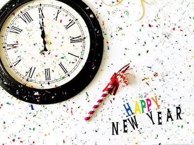 Spełnienia marzeń w Nowym Roku!