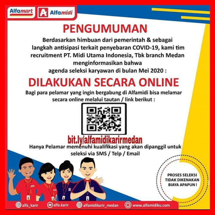Daftar Online Alfamart Medan - Paud Berkarya