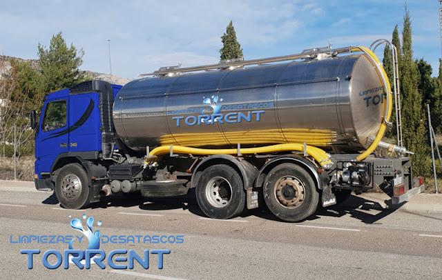 Transporte de agua para piscinas y aljibes en Valencia