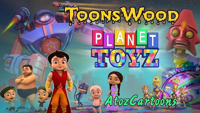 Super Bheem - Planet Toyz Movie In Hindi 1080p