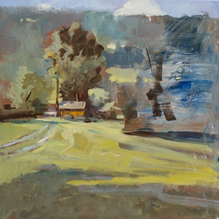 Канадский художник. Andrew Judd
