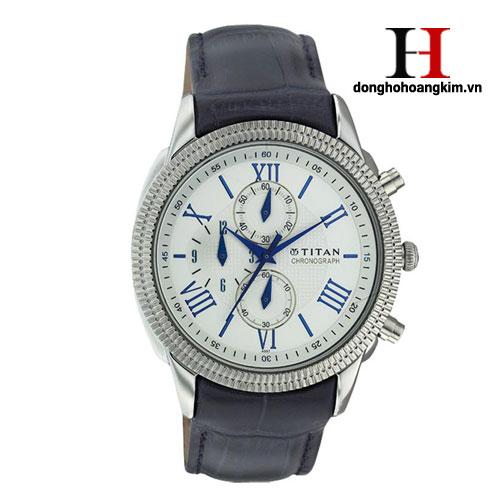 Đồng hồ nam titan dây da bán chạy nhất 2016