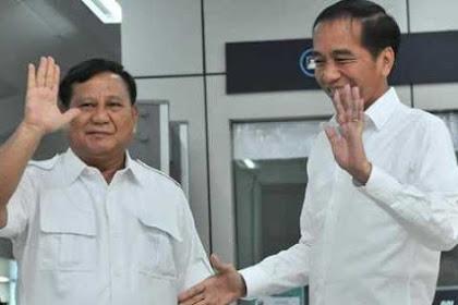 Jokowi Dapat Semuanya, Prabowo Berikan Seluruhnya