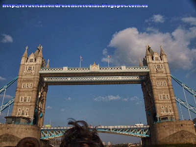 Puente de Tower Bridge