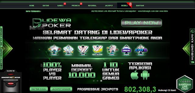 Agen Poker Online Terpercaya Rekomendasi Terbaik 2020