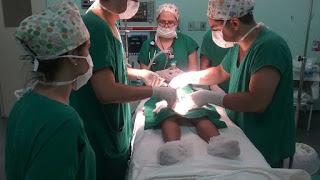 Cirurgiões pediatras encerram atendimento pelo SUS na Bahia