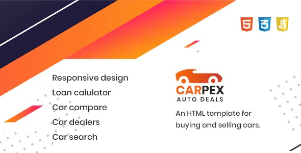 Best Auto Deals HTML Template