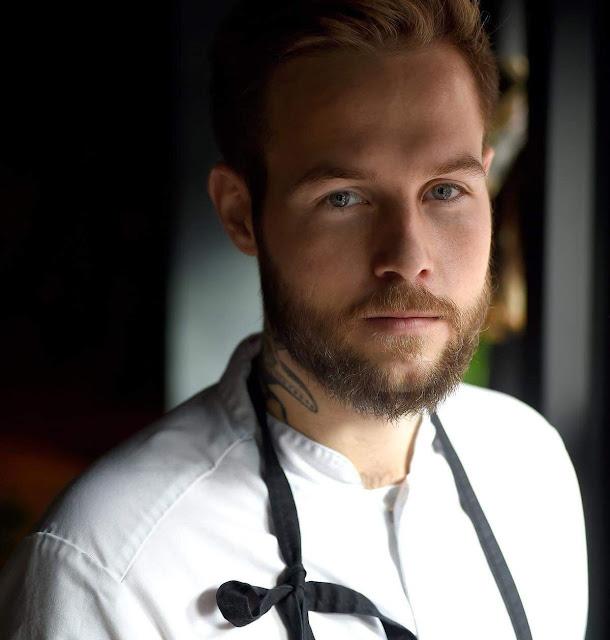 Jimmy Øien - kjøkkensjef i restaurant Rest Foto: Eirik Nilsen (Impuls Foto)
