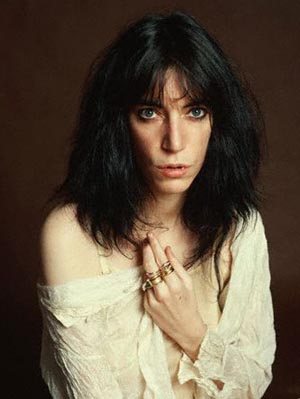 Patti Smith (December 30, 1946)