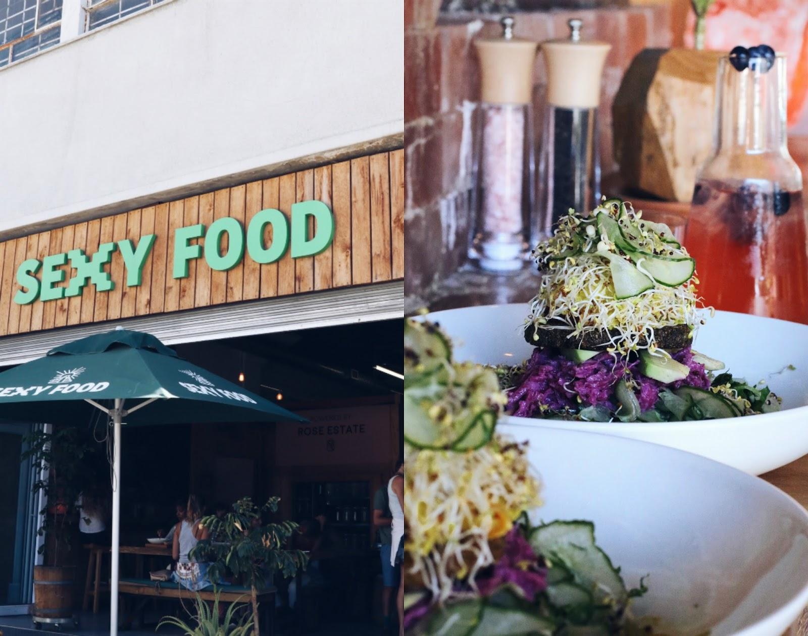 vegan vegetarian food Cape Town, copper garden
