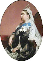 painting of Queen Victoria from wpclipart.com