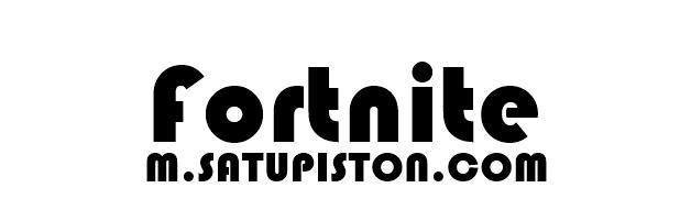 Seperti yang kita ketahui Game FORTNITE Merupakan game yang dikembangkan oleh EPIC GAMES, awal nya Game ini rilis pada tanggal 26 September 2017 kemudian rilis di Playstore android Sejak 20 April 2020, Game FORTNITE juga bisa di mainkan di PC, Ps4,Nintendo Switch,XBOX One dll