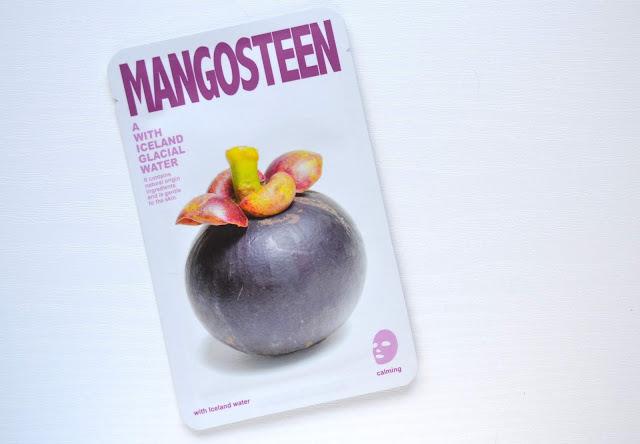 CNF Cosmetics Mangosteen Calming Sheet Mask