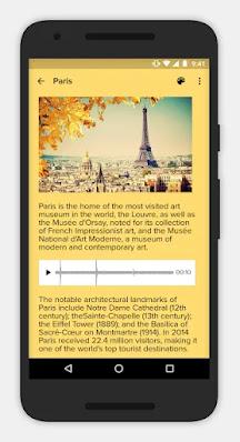 Screenshot Zoho NOTEBOOK - Apcoid