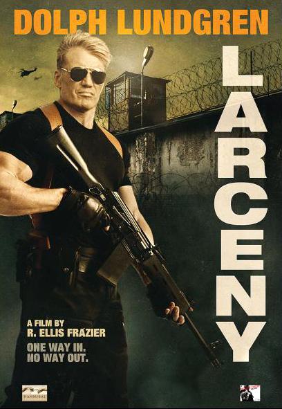 Larceny (2017) ταινιες online seires oipeirates greek subs