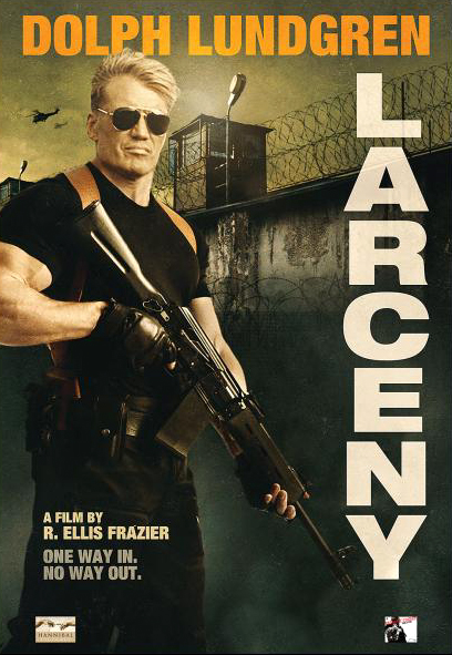 Larceny (2017) ταινιες online seires xrysoi greek subs