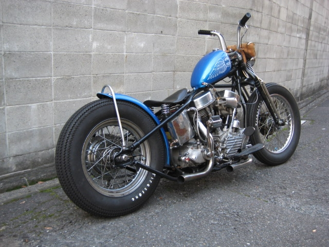 Harley Davidson By Luck Motorcycles Hell Kustom