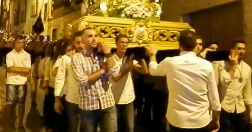 Festividad de la exaltacion de la cruz procesion de la for W de porter ortopedia