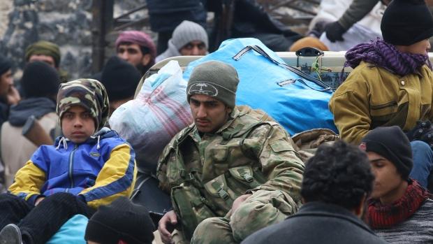 SYRIAS CRISIS