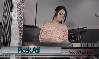 Lirik Lagu Picek Ati - Vita Alvia