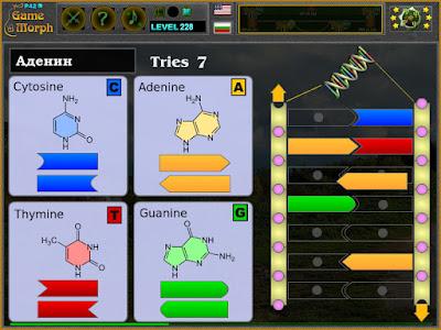 ДНК Пъзел