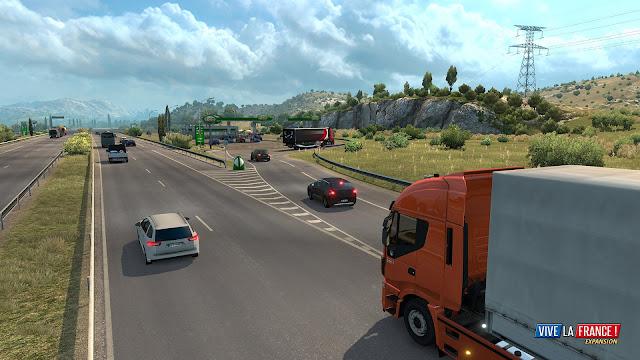 تحميل لعبة Euro Truck Simulator 2 للكمبيوتر و الاندرويد