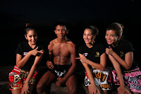 buakaw on tv show