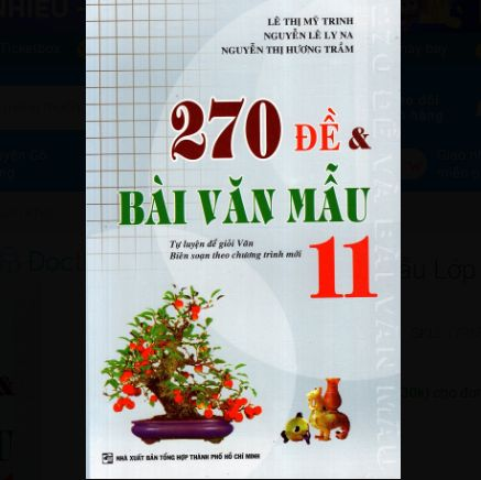 270 Đề & Bài Văn Mẫu Lớp 11 ebook PDF-EPUB-AWZ3-PRC-MOBI