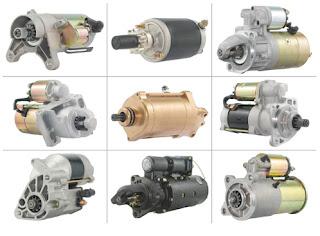 dinamo starter atau motor starter adalah salah satu komponen kendaraan yang memiliki fung Fungsi Starter Mobil Dan Komponennya