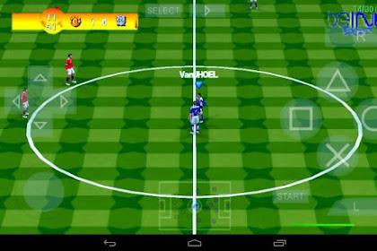 Cara Ganti Grass/Rumput, Scoreboard, Adboard, Tampilan PES PPSSPP Android