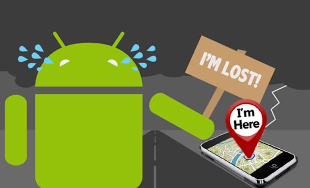 كيفية العثور علي هاتفك الأندرويد المفقود حتي وإن كان غير متصل بالإنترنت