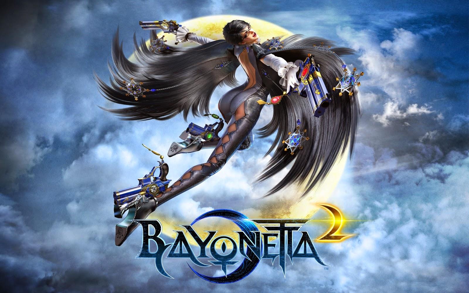 Bayonetta 2 - Review | The Bookish Gamer