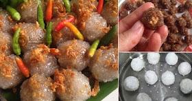 แจกสูตรสาคูไส้หมู เมนูขนมไทยนุ่มเหนียวกินเพลิน เม็ดสาคูนุ่มหนึบนานข้ามวัน