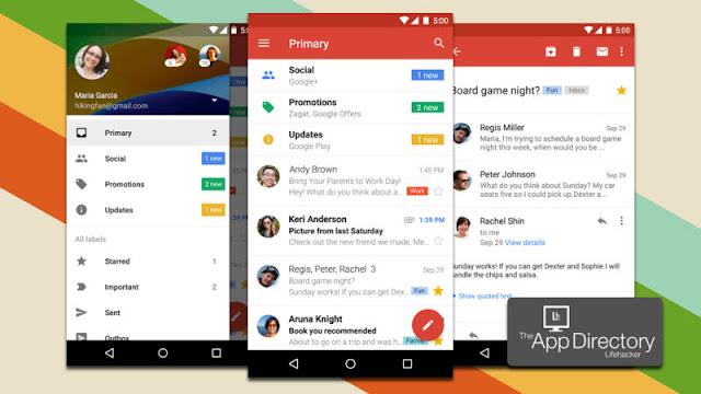 5 Aplikasi Email Terbaik Untuk Android dan iOS