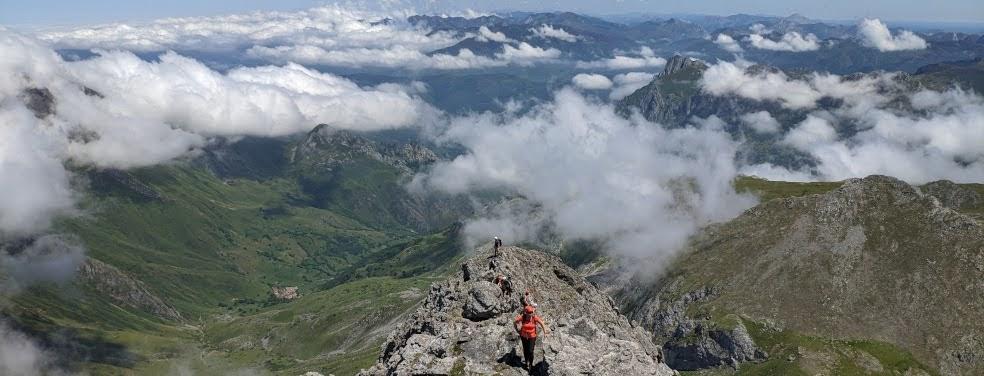 Rutas por Asturias: Parque Natural de las Ubiñas - La Mesa