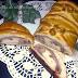 Pan de jamón con paté de cebolla