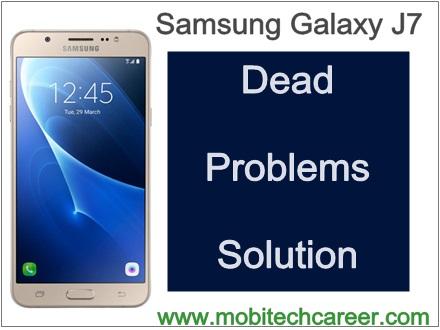 Samsung J7 Pcb