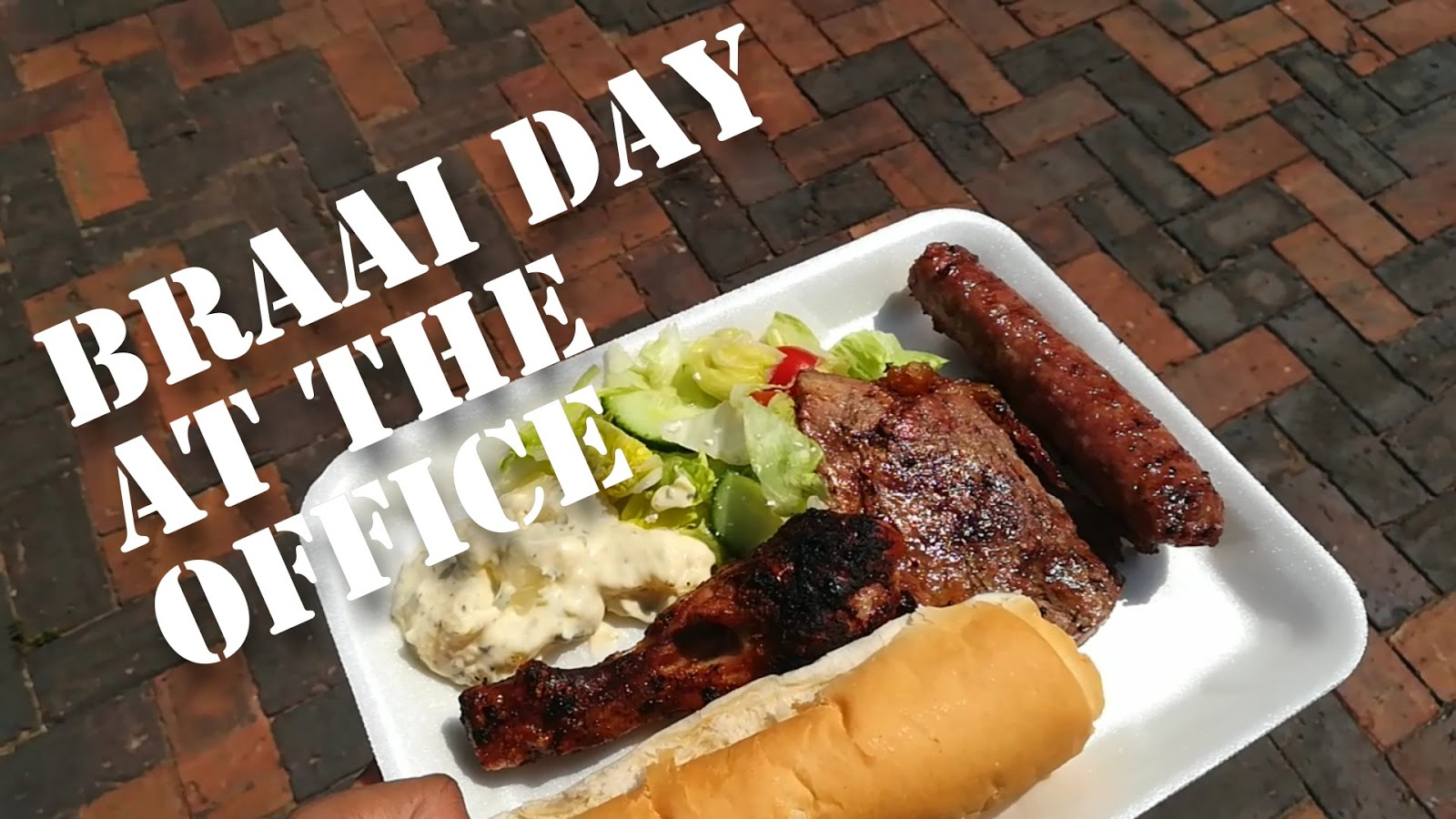 VLOGMAS DAY 13 & 14 | OFFICE BRAAI | In Out & Around Soweto Blog