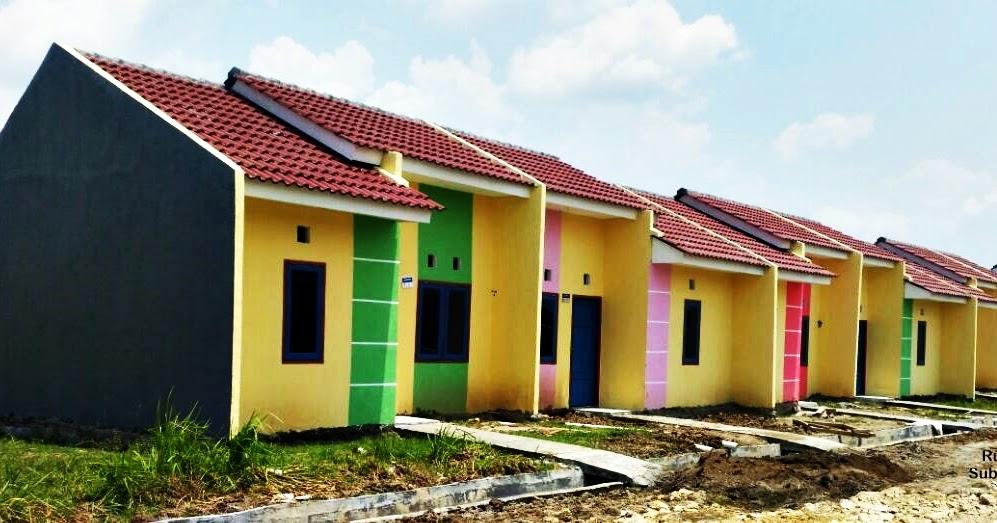 Image Result For Perumahan Subsidi Pemerintah Blogspot Com Rumah Kpr Subsidi